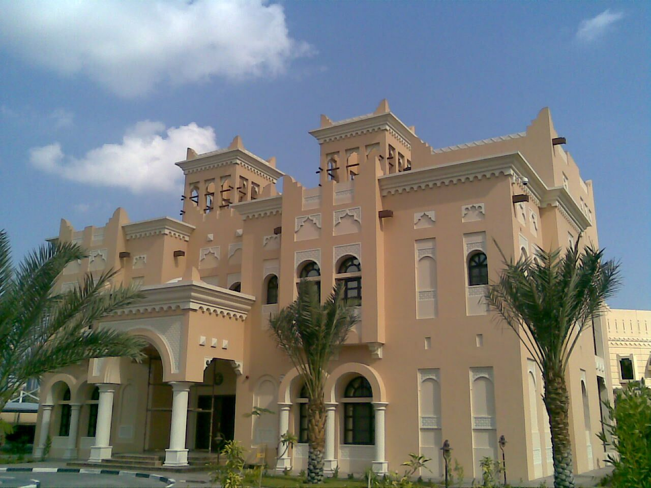 Qatar vcuqteam1 for Modern house qatar